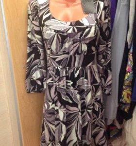 Платье женское х/б трикотаж