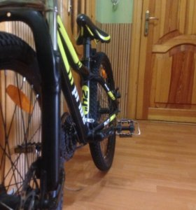Велосипед Pride Pilot 24 (2014)