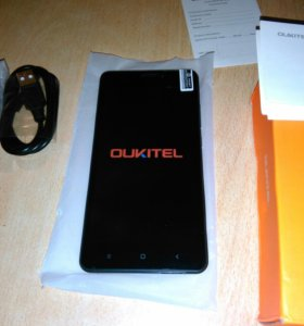 Новый смартфон OUKITEL C3