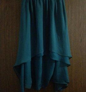 Летняя юбка Котон