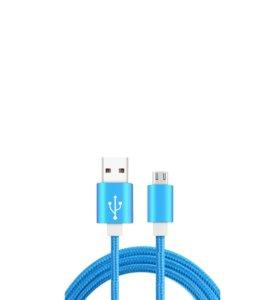 Кабель RedDeal Nylon Cable micro-USB Blue