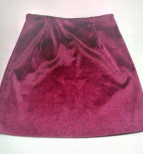 Баратная юбка