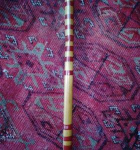 Флейта для интерьера.