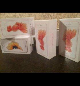 Айфон Apple 6.64Silver Golde