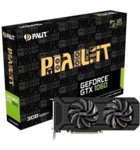 Palit GeForce GTX 1060, PA-GTX1060 Dual 3G