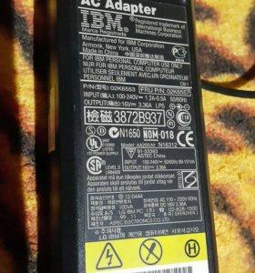 Блок питания от ноутбука IBM