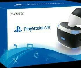 PlayStation PS VR + PS4 eye v2