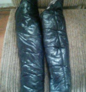 Зимняя куртка/желетка