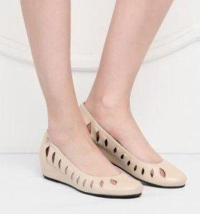 Новые туфли Pakerson 38,5 Италия