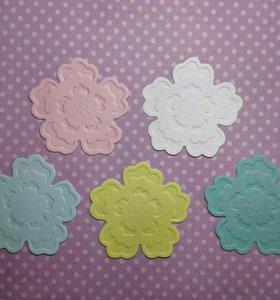 #4ВЦ - Набор цветочков.