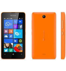 Nokia 430 orange