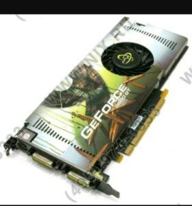 Видеокарта Nvidia gt 9600 xfx