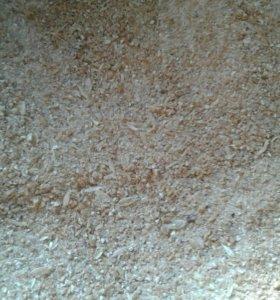 Дроблёная и цельная пшеница