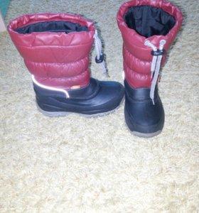 Демисезонные ботинки, сапожки Demar