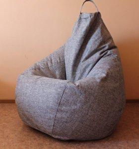 Новое кресло из рогожки