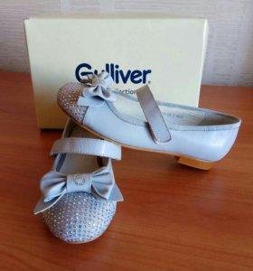 Новые туфли Gulliver размер 30