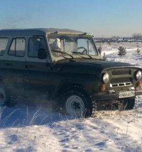 УАЗ31519