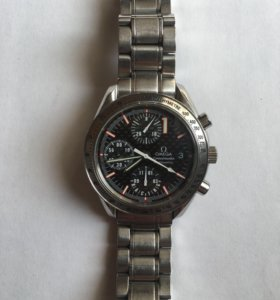 Часы Omega Speedmaster racing world champion 2001