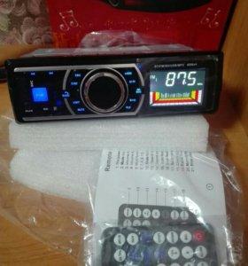 Автомагнитола Bluetooth 1DIN
