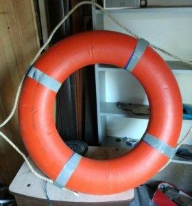 Круг спасательный -500 руб