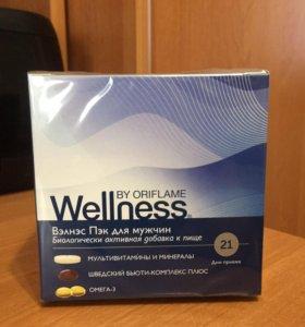 Wellness by Oriflame (Вэлнэс Пэк для мужчин)