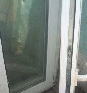 Пластиковые окна 3шт за 20000р