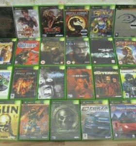 Диски лицензия Xbox Original