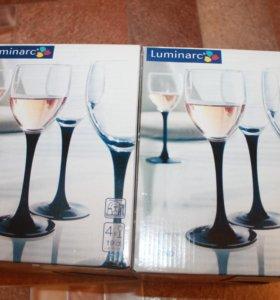 бокалы Luminarc Domino 2 упаковки по 4 бокала