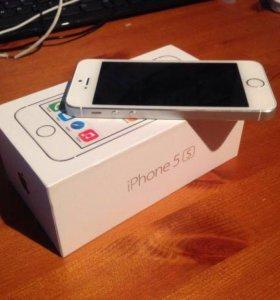 Продам айфон 5s 16 Гбайт
