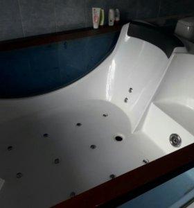 Продам ванну( джакузи)