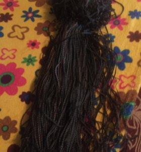 Волосы зизи