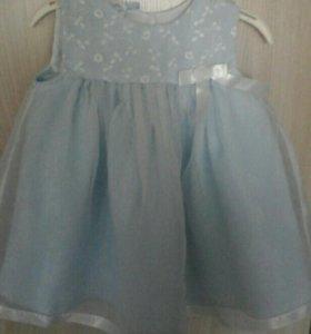 Платье на маленькую принцесу