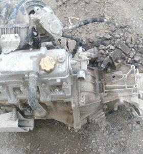 Двигатель 11186 гранта