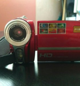 Цифровая видеокамера