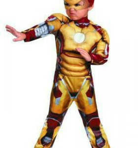 Новогодний костюм IronMan