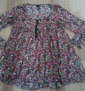 Рубашка H&M р.48-52