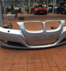 Передний бампер BMW e90/e91 Рестайл