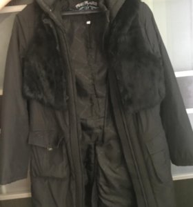 Куртка Finn flare ( жилет кролик )