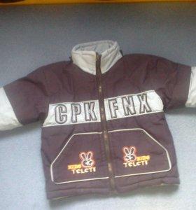 Продам куртки утепленные (весенние) в наличии 3 вида курток