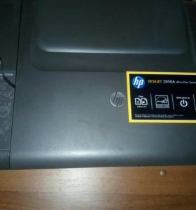 Принтер HP deskjet 2050a all-in-one series
