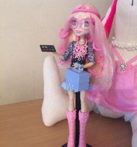 Кукла Monster High Вайперин Горгон