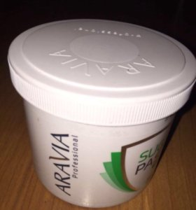 Паста для Шугаринга sugar paste aravia
