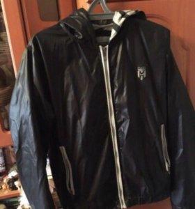 Куртка- плащовка