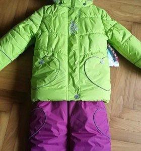 Куртка зимняя lenne kerry