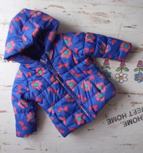 Новая куртка mothercare