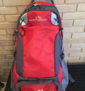 Новый рюкзак Чингисхан