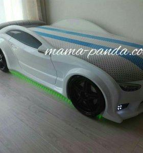 Кровать машина серии NEO 3D