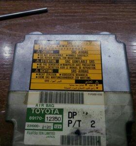 SRS Toyota corolla 89170-12350