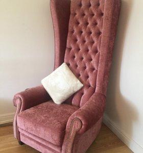 Кресло-трон. Быстрая продажа.Писать тут !!!