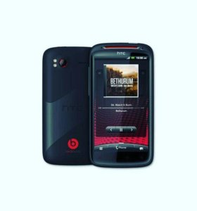 HTC sensation xe beats audio